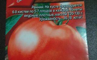 Описание и посев помидоров примадонна