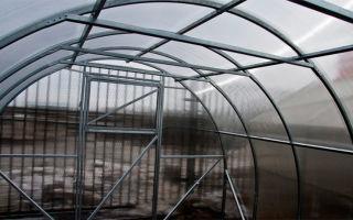 Характеристика и преимущества теплицы основа