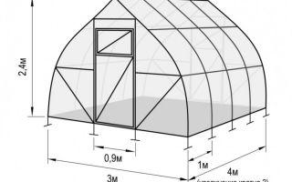 Теплица капелька: преимущества и характеристика конструкции