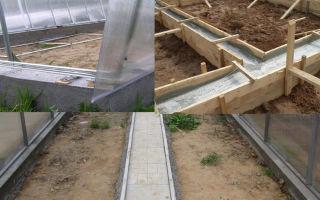 Какой цемент лучше выбрать для фундамента теплицы